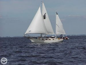 Used Island Trader 38 Masthead Ketch Sailboat For Sale