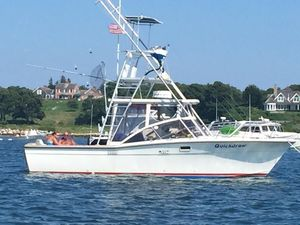 Used Topaz Express Sportfish Express Cruiser Boat For Sale