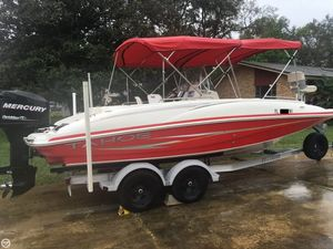 Used Tahoe 215CC Deck Boat For Sale