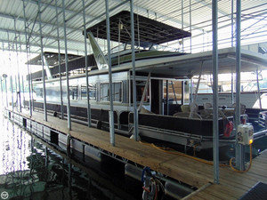 Used Stardust Cruiser 18 x 70 House Boat For Sale