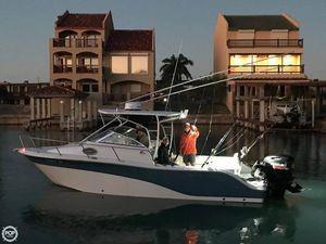 Used Sea Fox 256 WA Walkaround Fishing Boat For Sale