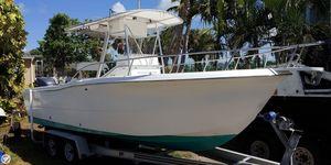 Used Sea Pro 235 CC Center Console Fishing Boat For Sale