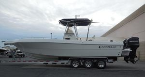 Used Caravelle Seahawk 280Seahawk 280 Center Console Fishing Boat For Sale