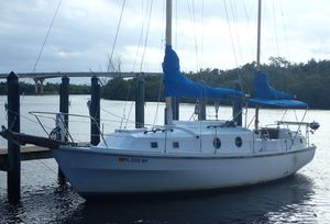 Used Westerly Ketch Sailboat For Sale