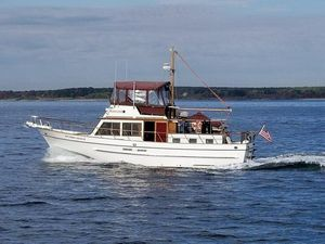 Used Defever 41 D/C Trawler Boat For Sale
