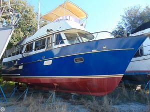 Used Sea Ranger 38 Trawler Boat For Sale