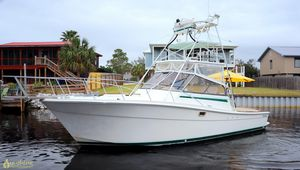 Used Topaz ExpressExpress Saltwater Fishing Boat For Sale