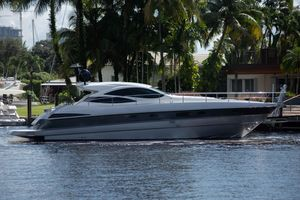 Used Pershing 5050 Sports Cruiser Boat For Sale