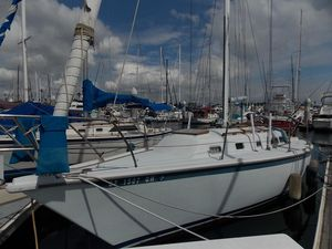 Used Ericson 34 Racer and Cruiser Sailboat For Sale