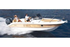 Used Sessa 26 Center Console Fishing Boat For Sale