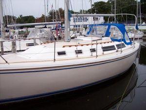 Used Catalina 34 MK II Cruiser Sailboat For Sale