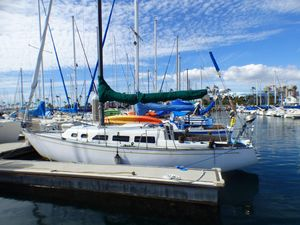 Used Ranger Racer and Cruiser Sailboat For Sale