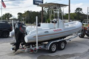 Used Nautica 22 Wide Body Center Console Fishing Boat For Sale