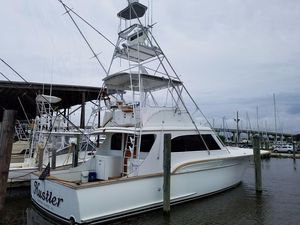 Used Buddy Davis Saltwater Fishing Boat For Sale