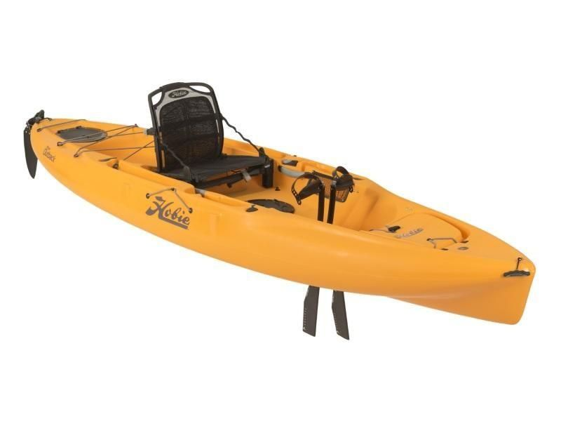 2019 Used Hobie Mirage Outbackmirage Outback Kayak Boat For
