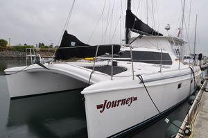 Used Manta 42 MKI Catamaran Sailboat For Sale