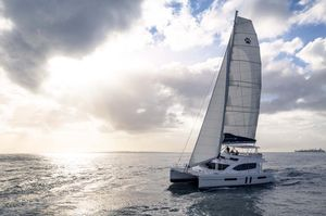 New Leopard 58 Catamaran Sailboat For Sale