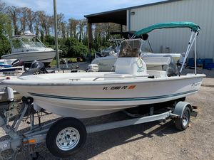 Used Key Largo 17 LE17 LE Freshwater Fishing Boat For Sale