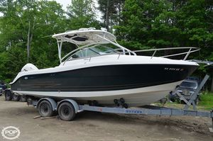 Used Hydra-Sports 2500VX Walkaround Fishing Boat For Sale
