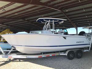 New Blackfin 242 Center Console Center Console Fishing Boat For Sale