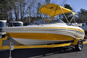 Used Tracker Tahoe Q5SI Bowrider Boat For Sale