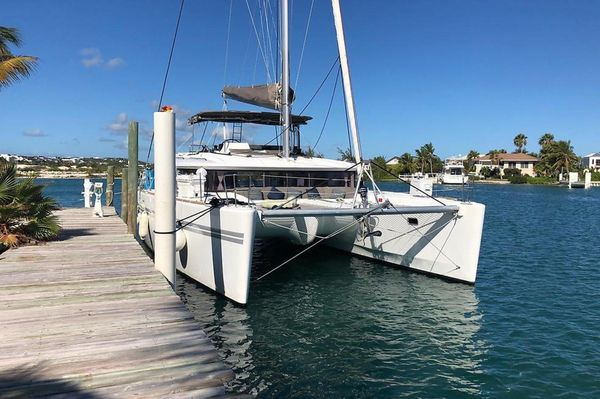 Used Lagoon 2016 Lagoon 450 Catamaran Sailboat For Sale