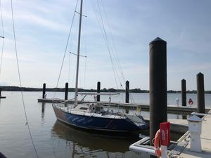 Used Van Dam Custom Boats Racer and Cruiser Sailboat For Sale