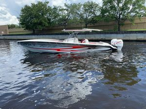 Used Nor-Tech 390 Sport High Performance Boat For Sale