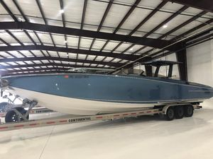 Used Nor-Tech 420 Monte Carlo High Performance Boat For Sale