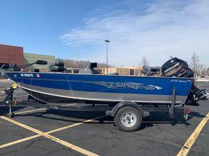 Used Lund 1775 Impact1775 Impact Aluminum Fishing Boat For Sale