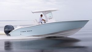 New Cape Horn 27 Center Console Fishing Boat For Sale