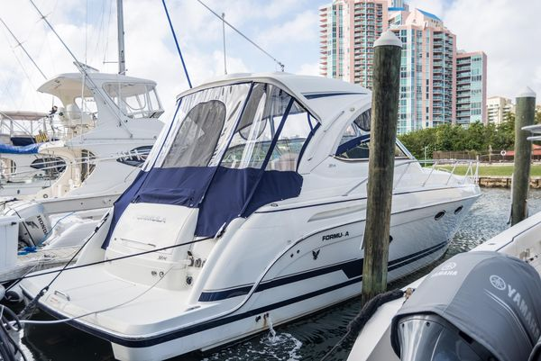 Used Formula 37 PC37 PC Cruiser Boat For Sale