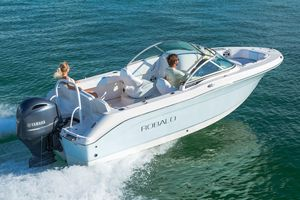 New Robalo R207 Dual Console High Performance Boat For Sale