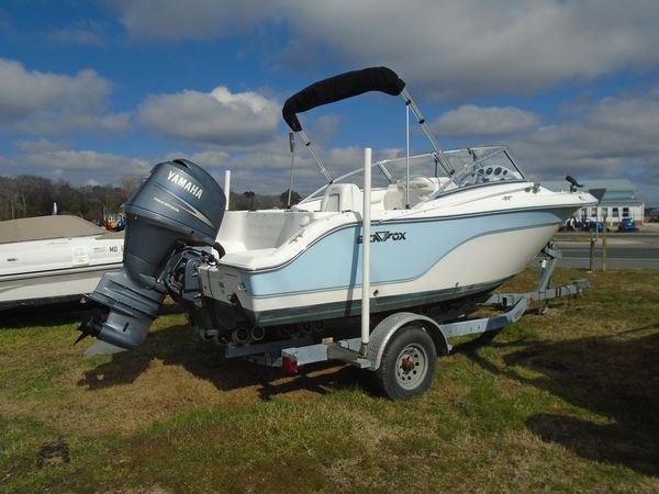 Used Sea Fox 216DC Pro Series216DC Pro Series Runabout Boat For Sale