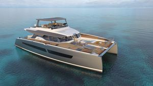 New Fountaine Pajot 67 Power Catamaran Boat For Sale