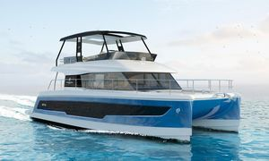 New Fountaine Pajot MY40 Motor Yacht For Sale