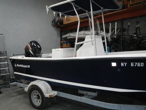 Used Northcoast 19 Center Console Center Console Fishing Boat For Sale