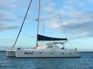 Used Voyage Mayotte Go-anywhere Catamaran Sailboat For Sale