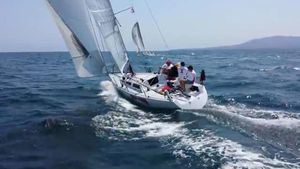 Used Hobie 33M Racer and Cruiser Sailboat For Sale