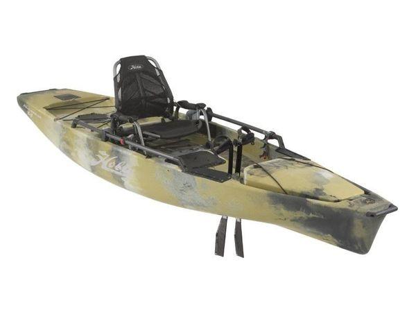 Used Hobie Mirage Pro Angler 14Mirage Pro Angler 14 Kayak Boat For Sale