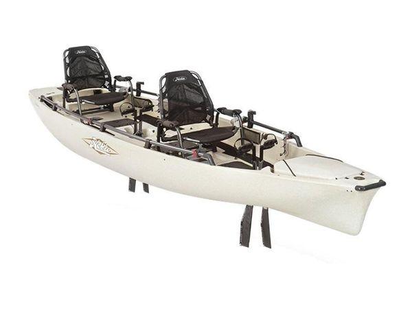 Used Hobie Mirage Pro Angler 17TMirage Pro Angler 17T Kayak Boat For Sale
