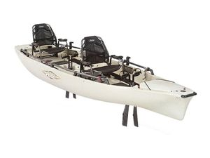 Used Hobie Mirage Pro Angler 17TMirage Pro Angler 17T Kayak Boat For Sale