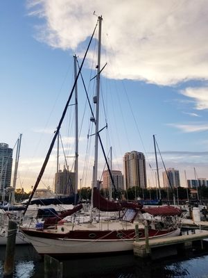 Used Csy 37 Sloop Sailboat For Sale