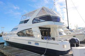 Used Hershine Benetti Euro Style Motor Yacht For Sale