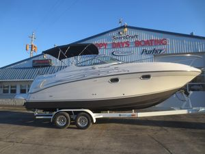 Used Four Winns 268 Vista268 Vista Cruiser Boat For Sale