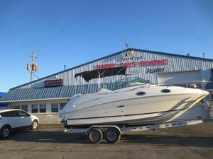Used Sea Ray 240 Sundancer240 Sundancer Cruiser Boat For Sale
