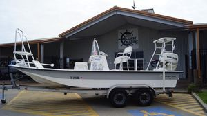 Used Shallow Sport 21 Sport21 Sport Center Console Fishing Boat For Sale