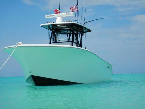 Used Seahunter Tournament 31 Center Console Fishing Boat For Sale