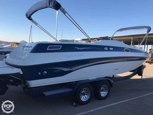 Used Crownline 239 DB Deck Boat For Sale