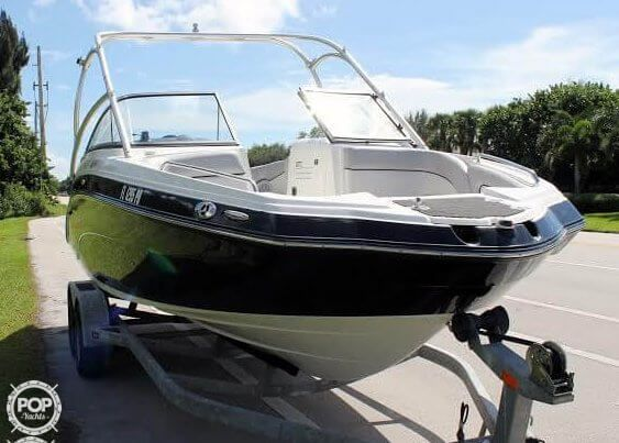 Used Yamaha AR240 HO Ski and Wakeboard Boat For Sale